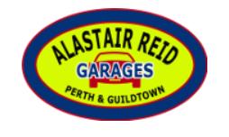Alastair Reid logo