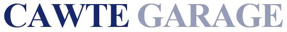 Cawte Garage logo