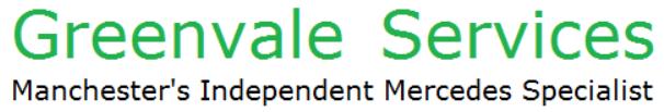 Greenvales Garage logo