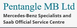 Pentangle Garage logo