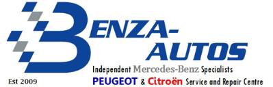 BENZA AUTOS logo