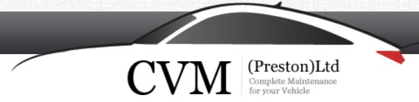CVM PRESTON logo