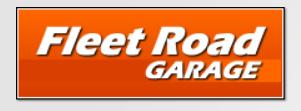 Fleet Road Garage logo