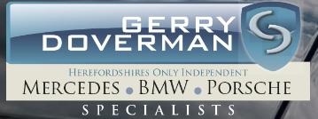 Gerry Doverman logo