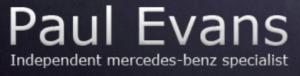 Paul Evans Garage logo